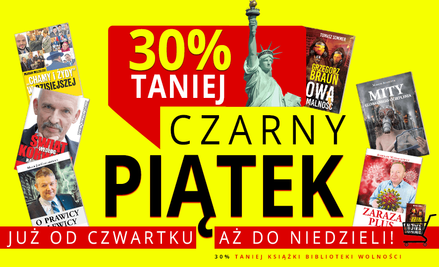 Black Friday and WEEEK (żółty)