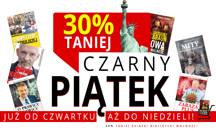 Black Friday and Weeek (biały)